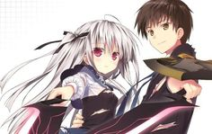 New 'Absolute Duo' Anime Dub Clip Debuts