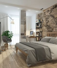 Apartamento Que Faz Os Olhos Ficarem Loucos De Tanto Detalhe