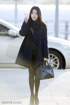 IU's airport fashion 141202 Newest photos of IU : http://tinyium.com/15452927/iu2017