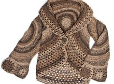 Would make a cool Molly Weasley sweater...in all the colors of course!