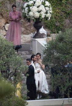 Charlotte Casiraghi got married with Dimitri Rassam Charlotte Casiraghi, Andrea Casiraghi, Princess Alexandra, Princess Caroline Of Monaco, Princess Charlotte, Grace Kelly, Beatrice Borromeo, Adele, Albert Von Monaco