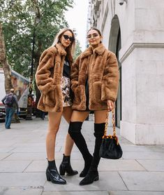 Our Faux Fur Zip Up Jacket: a street style favourite this Fashion Week 📸 Tap to shop or shop via the 📸: Fashion Week, Paris Fashion, Womens Fashion, Luxury Fashion, Fashion Project, Fall Fashion, Style Fashion, High Fashion, Fashion Trends