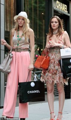 serena vander woodsen and blair waldorf
