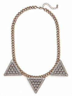 warrior triad necklace / baublebar
