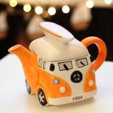 Teapot love the van