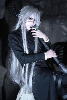 Sakuya Undertaker Cosplay Photo - Cure WorldCosplay