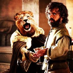 CHEERS TYRION!!!@gameofthrones launch its own wine. A blend of Chardonnay and Sauvignon. #ohboy #got #gameofthrones #tyrionlannister #winterfell