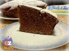 Torta con Nutella super soffice | Le Ricette di Bea