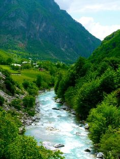 Valbona Valley National Park is a national park in Albania declared by government decree in 1996. It covers an area of 8,000 hectares and is located along the Valbona Valley. A main attraction is the Valbona River flowing in the middle of the valley. (V)