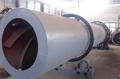 rotary dryer for mine ore