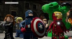 LEGO Marvel's Avengers Full Game Movie with All Cutscenes Lego Marvel's Avengers, Avengers Age, Camping Theme, Lego Super Heroes, Age Of Ultron, Captain America, Video Game, Mickey Mouse, Disney Characters