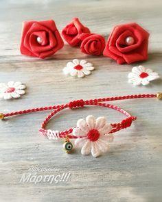 Macrame Bracelets, Handmade Bracelets, Handmade Jewelry, Hippie Jewelry, Beaded Jewelry, Jewellery, Clay Crafts, Diy And Crafts, Jewelry Patterns