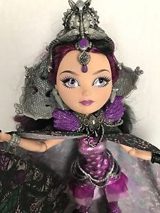 Ever After High Raven Queen Doll Legacy Day w Accessories Repaint Play or OOAK  | eBay
