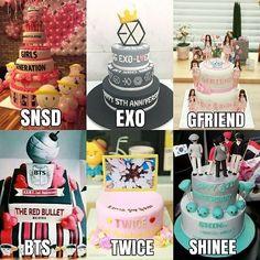 CHOOSE YOUR FAVORITE CAKE? ME :BTS Tag your friends!! #BTS #bangtanboys #방탄소년단 #ARMY #kpop #bangtansonyeondan #jin #suga #jhope #rapmonster #jimin #vbts #jungkook #SNSD #sone #EXO #Exol #Gfriend #Buddy #Twice #once #shinee
