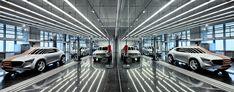 Centro de diseño avanzado Mercedes-Benz de China / anySCALE