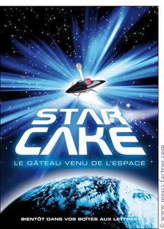 Carte Science fiction d'anniversaire pour envoyer par La Poste, sur Merci-Facteur !