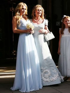 Stampato CHALKBOARD-Bridesmaids 18,5 cm