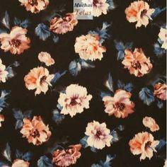 Francés Toile De Tela De Cortina De Lino Lily Calidad Unión Hermoso Diseño Floral