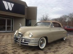 1948 Packard Super 8 for sale #1920295 - Hemmings Motor News