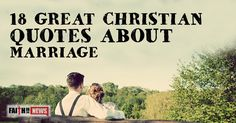 Marriage may not be easy - after all, God never promised that our lives on earth would be easy - but it's a worthwhile journey when God is involved.