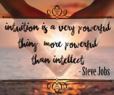 how to use intuition