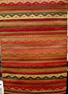 Wall hangings from Oaxaca.  These are beautiful; they are sold in craft shops or on the street.