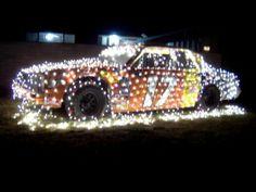Ricky Bobby's Christmas Display
