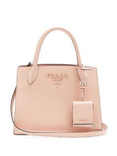 PRADA . #prada #bags #shoulder bags #hand bags #leather #