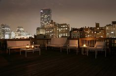 New York City Loft Wedding: Prince Street Penthouse