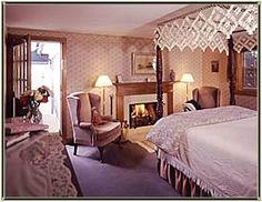 The romantic Thorncroft Inn on Martha's Vineyard