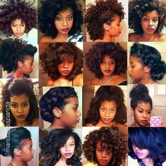 The Drooling Continues ... 10 MORE Pictures that Show the Incredible Versatility of Natural Hair