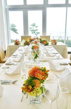 #VressetRose #Wedding #yellow #orange #yelloworange#tablecoordinate#Guest able#ccandle #natural #Flower #Bridal #ブレスエットロゼ #ウエディング#イエロー#オレンジ#シンプル # ゲストテーブル #テーブルコーディネート #フラワーアレンジ#野草風# ナチュラル# ブライダル#結婚式