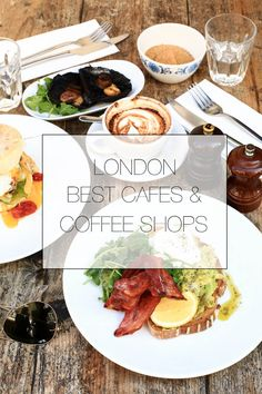 We were in London for a week last month, and the sheer number of good cafes and coffee shops in the city amazed us. Some are like coffee institutions, some ar