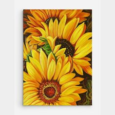 돈들어오는 그림, 어떤게 있을까? 베스트 4 « 세오아트갤러리 Acrylic Art, Acrylic Painting Canvas, Canvas Art, Acrylic Painting Flowers, Colorful Drawings, Art Drawings, Sunflower Canvas Paintings, Paintings Of Flowers, Sunflower Art