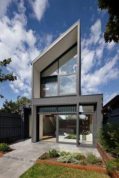 Melbourne house by AM Architecture : desiretoinspire.net