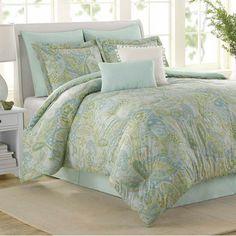 Soho New York Sea Glass 8 Piece Comforter Set $199 @ Wayfair