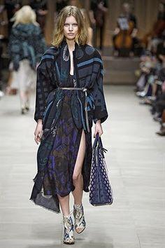 Burberry Prorsum at London Fashion Week: Autumn Winter 2014