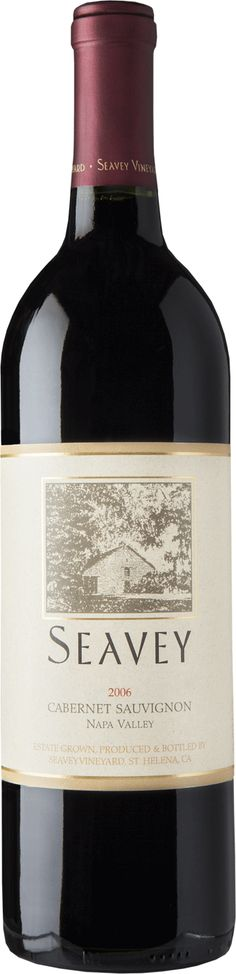 Seavey 2006 Cabernet Sauvignon Estate Grown