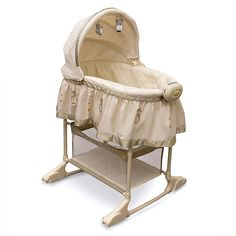 "Bily 2-in-1 Bassinet - Owl - Bily - Babies""R""Us"