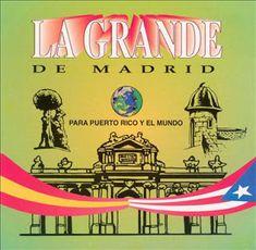 SALSA VIDA: 1993 La Grande De Madrid - Para Puerto Rico Y El ...