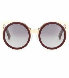 Round sunglasses | Erdem