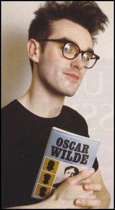 Morrisey. I'd marry him so hard.