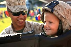Why We Wear the Phrase 'Military Brat' as a Badge of Honor - www.veteransunited.com/family