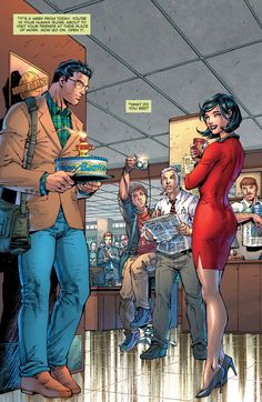 Superman Unchained #5 by Jim Lee
