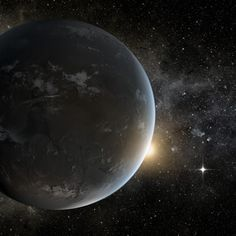 NASA's Kepler space telescope has discovered three exoplanets that may be capable of supporting life, and one of them is perhaps the most Earth-like alien world spotted to date Kepler-62f.