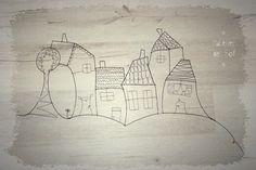 fil recuit village latelierdesof wire art