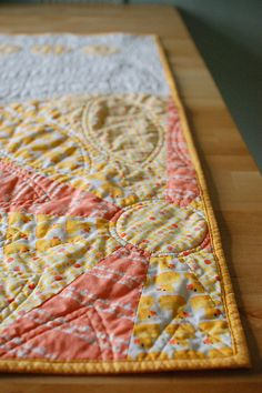 quilting detail 1 by *superfurry*, via Flickr