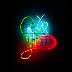 Neon by Nick Frank, via Behance