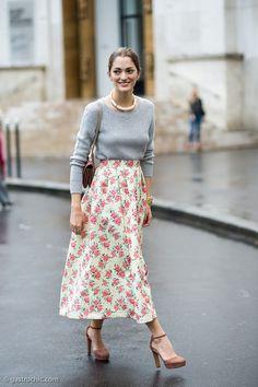 ROMANTIC DRAMA QUEEN: The style of Sofia Sanchez de Betak waysify