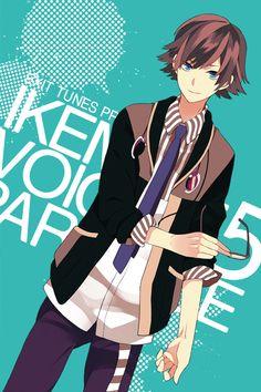Tags: Anime, MACCO, Nico Nico Singer, Ryo-kun